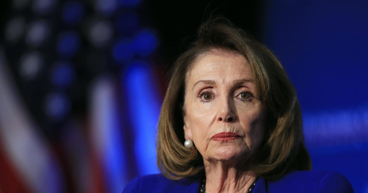 """Nancy Pelosi on """"60 Minutes"""": Speaker says socialism """"not the view"""" of the Democratic Party"""