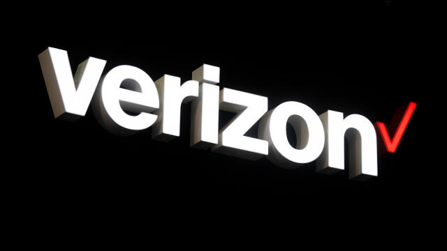 Verizon new logo