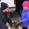 Terminally ill girl gets surprise from K-9 officers