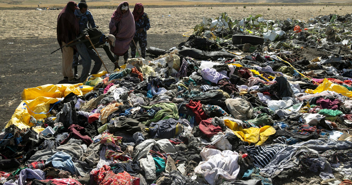 Ethiopian Airlines crash victims include Americans and young people