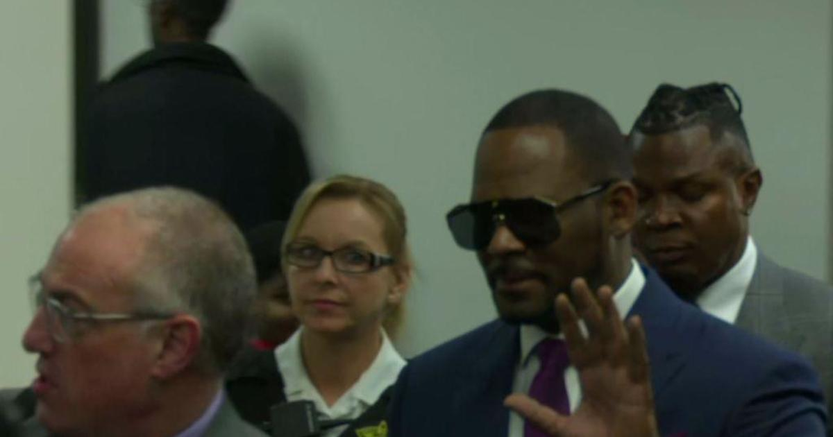 Judge refuses to lower R. Kelly's child support payments