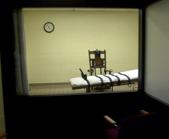 Which states still have the death penalty?
