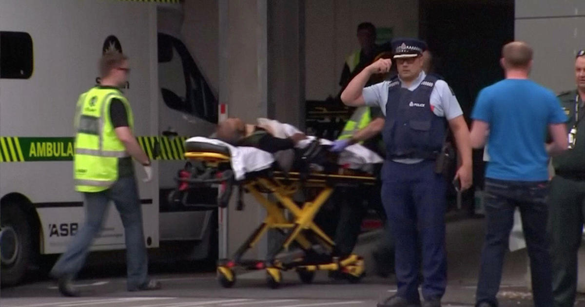 New Zealand mass shooting live coverage