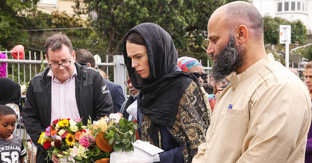 Shooting Nz Image: New Zealand Mosque Shootings Funerals: New Zealand Will