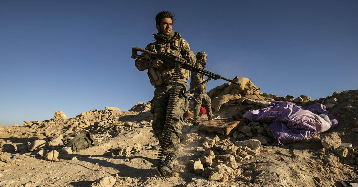 ISIS militants vow to keep fighting as final battle in Syria drags on