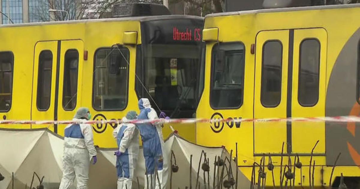 Shooting In Netherlands Gokmen Tanis Utrecht Trolley Shooting