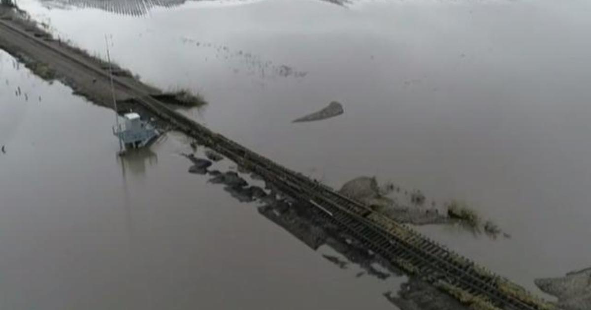 Nebraska Gov  Pete Ricketts on response to worst flooding in state's history