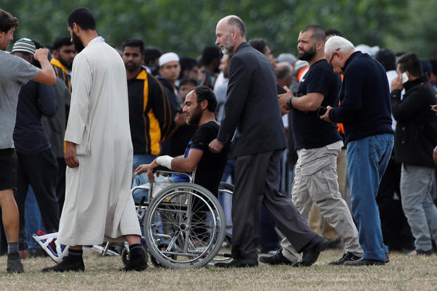 mosque shooting — funerals —  Christchurch, New Zealand