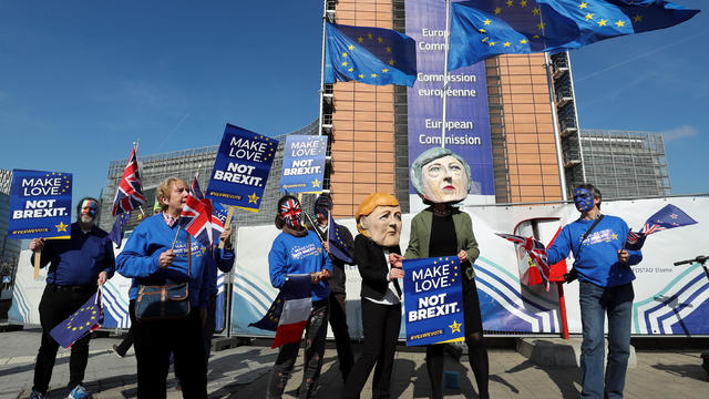Anti-Brexit demonstration