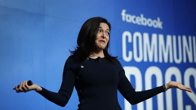 Sheryl Sandberg Attends Facebook Community Boost Event in Miami