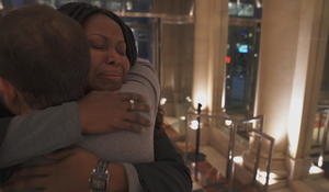 """Mom reunites with stranger who """"saved"""" her child 15 years ago"""