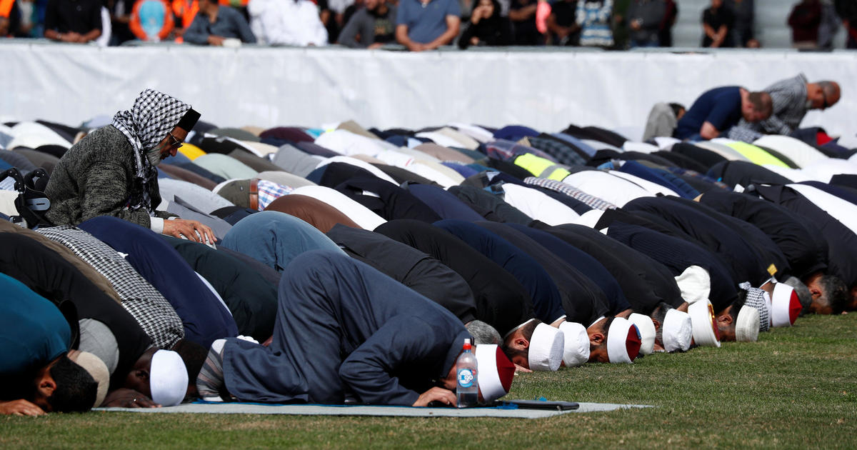 New Zealand mosque attack: Prime Minister Jacinda leads Friday call