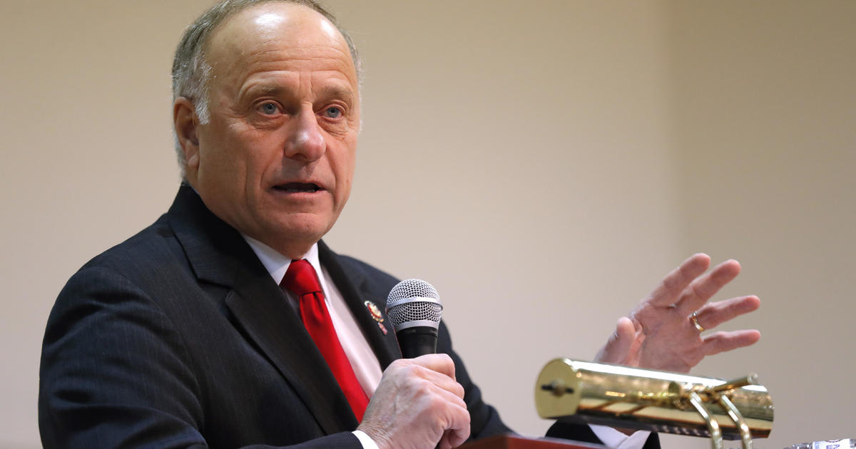Rep. Steve King compares his political struggles to Jesus' persecution