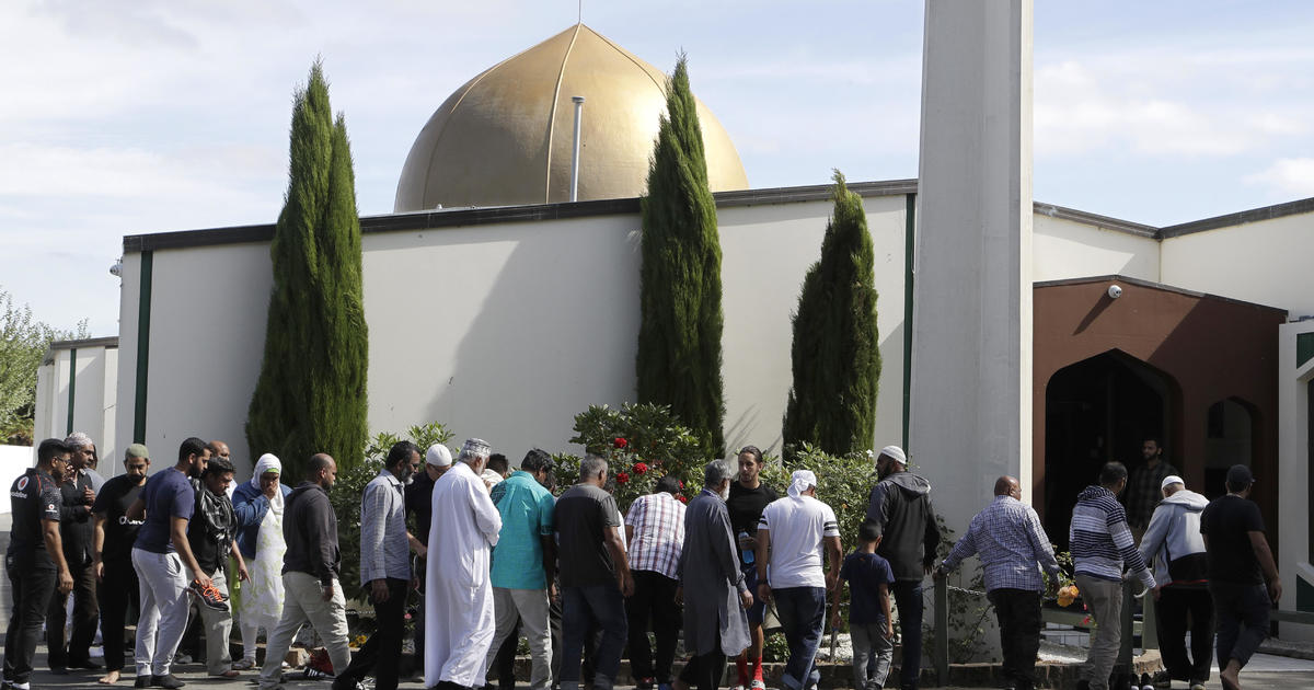 New Zealand mosque reopens for first time since terrorist ...