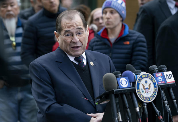House Dems Demand 'Complete And Unredacted' Mueller Report By April 2