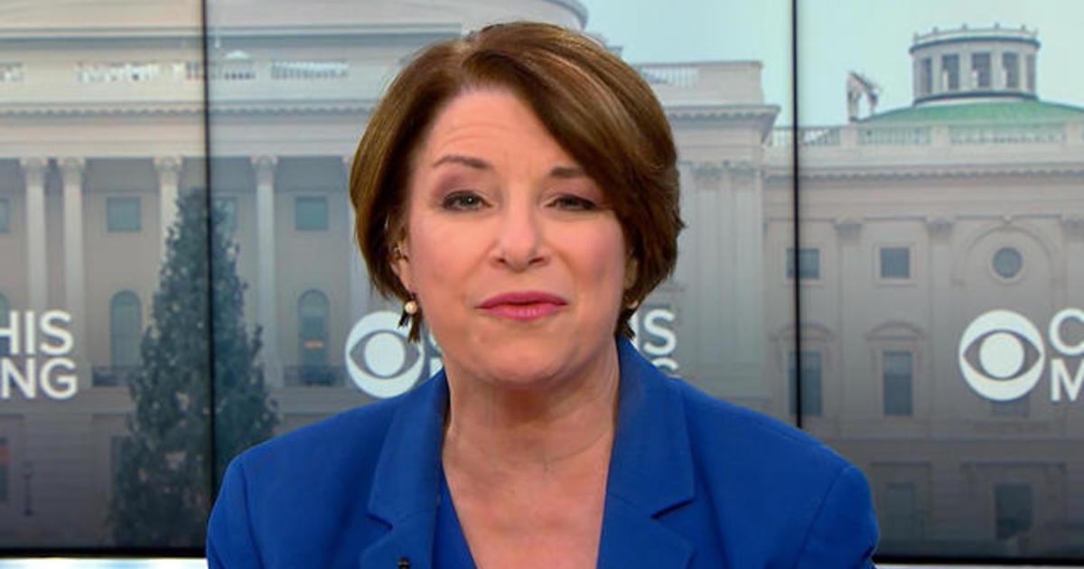 cbsnews.com - Amy Klobuchar demands 'entire' Mueller report