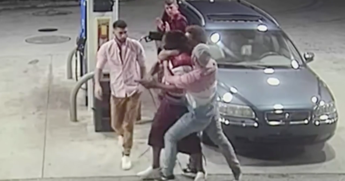 Oakland Park robbery: Spring breakers turn tables on armed robber at