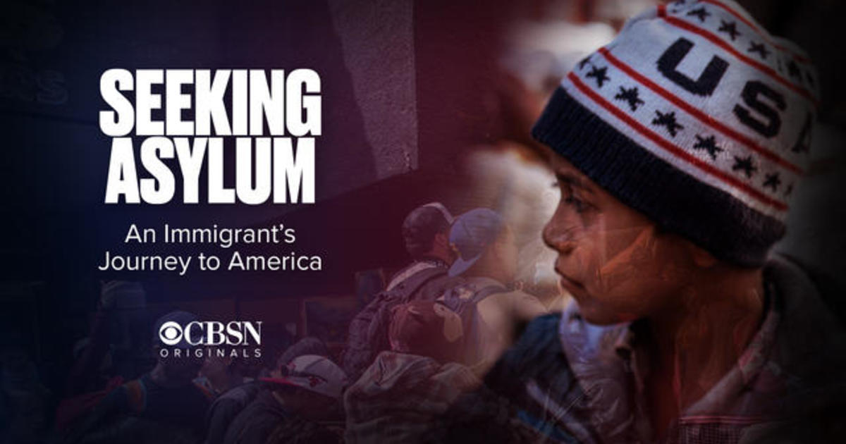 Seeking asylum: An immigrant's journey to America