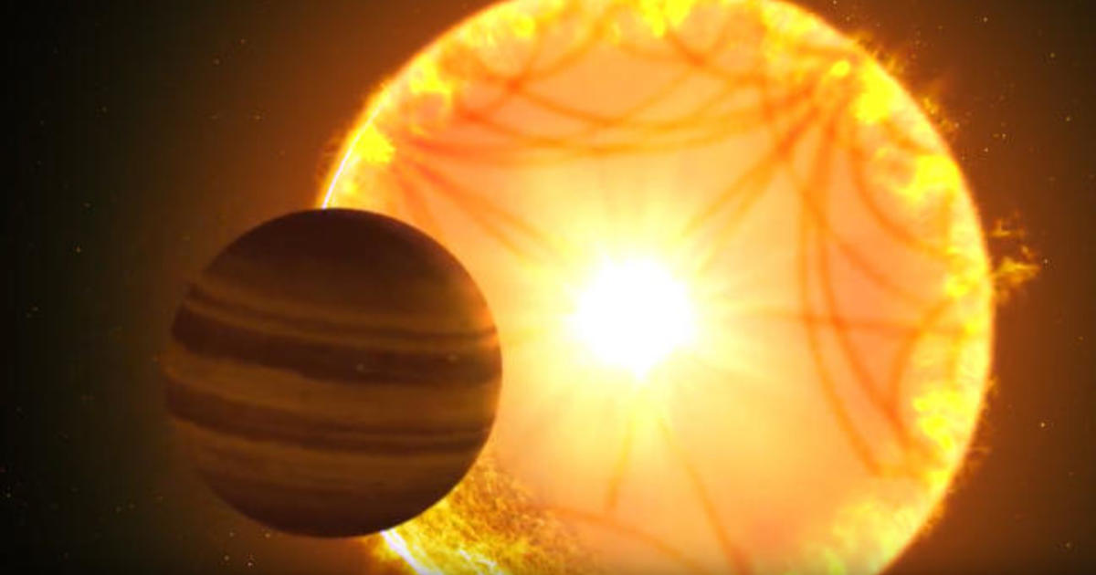 NASA TESS mission discovers new Saturn-sized planet - CBS News