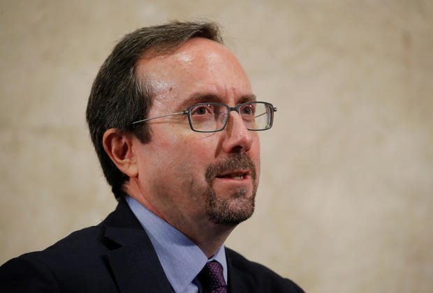 US ambassador to Afghanistan Bass attends a two-day conference in Geneva