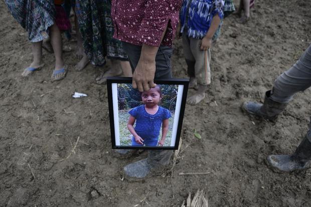 TOPSHOT-GUATEMALA-US-MIGRATION-GIRL-DEATH