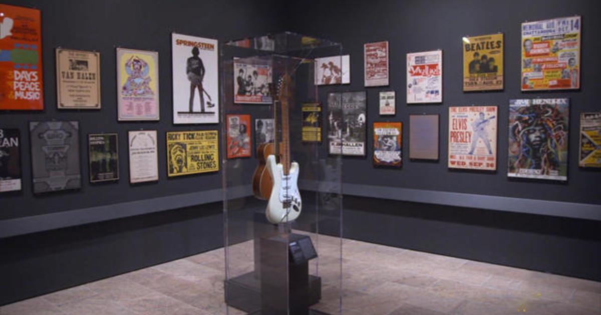 Rock stars at the Metropolitan Museum of Art