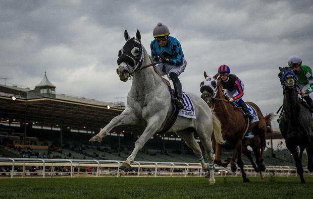 Horse Racing 2019: Opening Day Santa Anita JAN 05