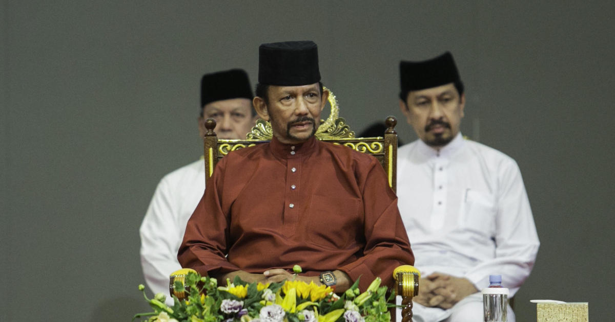 Brunei makes gay sex punishable by death by stoning as new