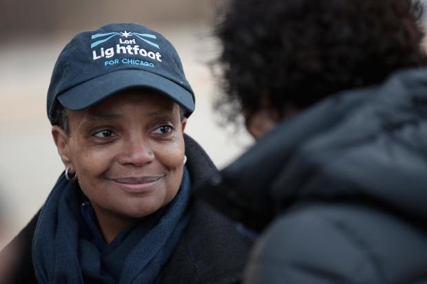 Lori Lightfoot Makes History as Chicago's First Black Woman Mayor