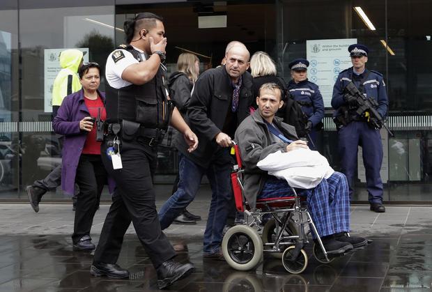 New Zealand Mosque Attacks