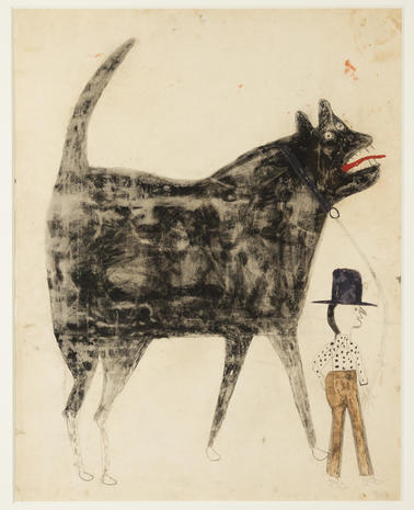 The folk art of Bill Traylor