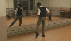 "Sam Rockwell dances into his latest role in ""Fosse/Verdon"""