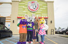 Chuck E. Cheese Grand Re-Opening