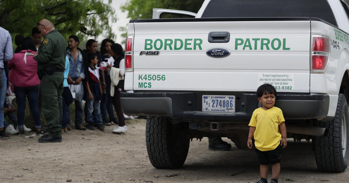 "Border apprehensions spike to 92,000 in March: ""We've arrived at the breaking point"""