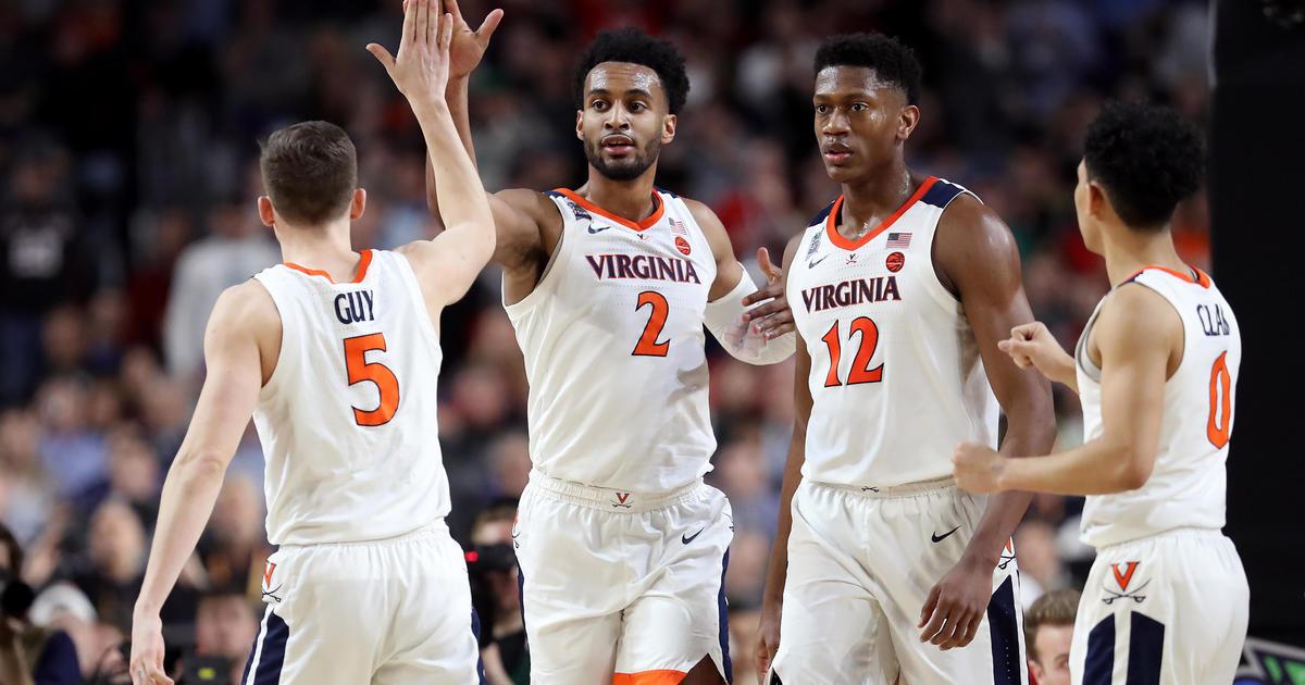 2019 Ncaa Tournament Live Updates College Basketball: NCAA Championship 2019 Score, Recap: Virginia Beats Texas