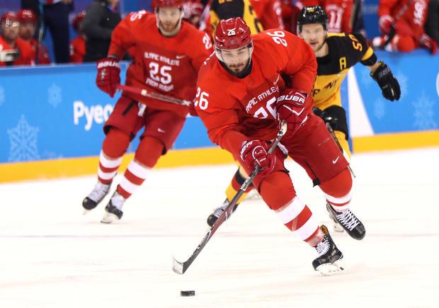 National Hockey League suspends Voynov for entire 2019-20 season