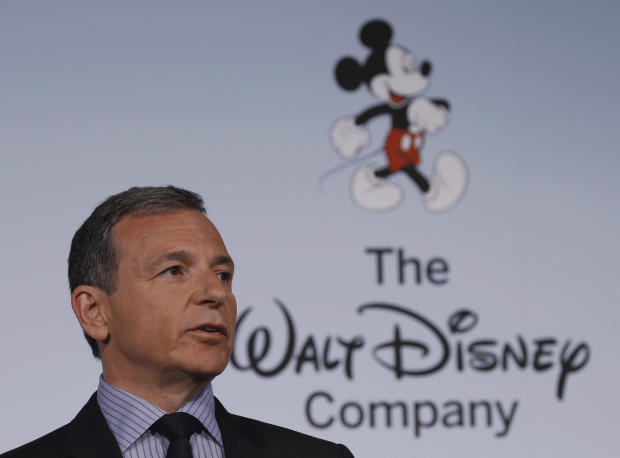 Disney CEO Signals Withdrawal From Georgia Over Abortion Ban