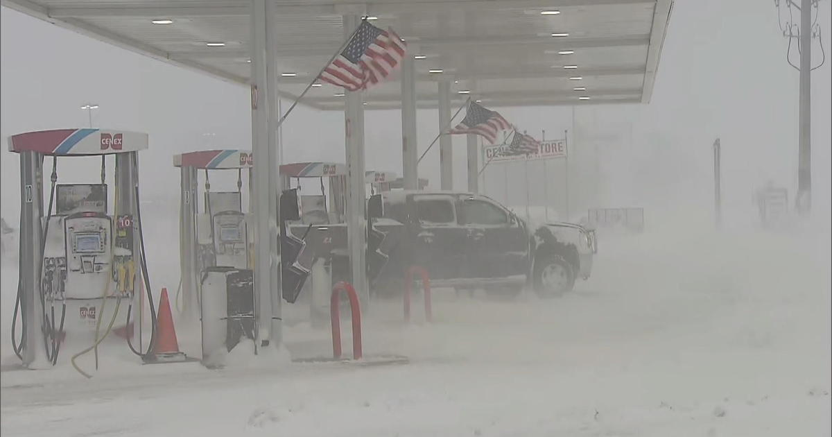 Spring Blizzard Brings Fears Of More Midwest Flooding