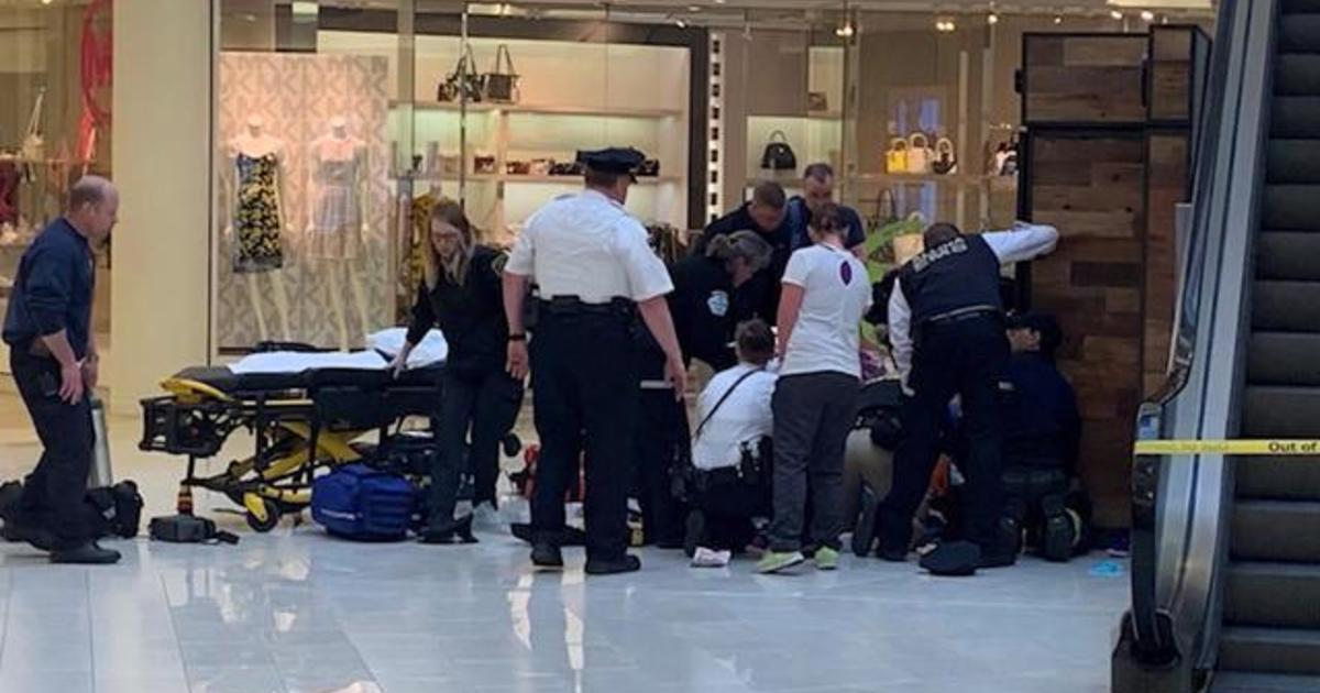 5 Year Old Plummets Off Balcony At Mall Of America