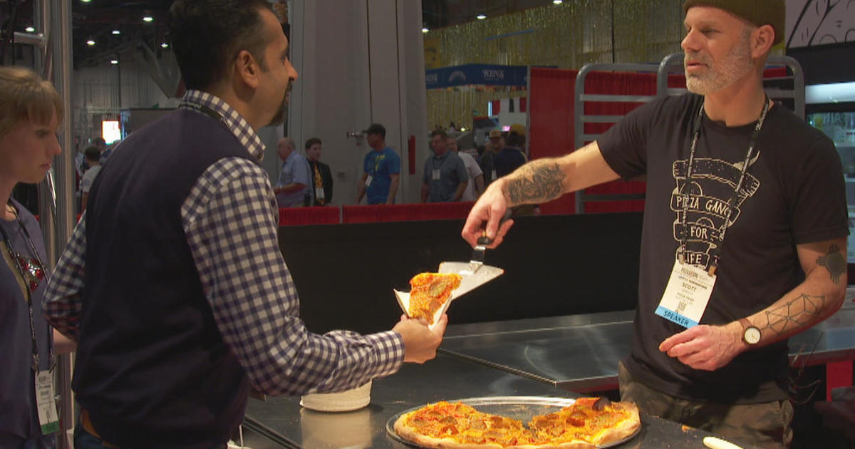 A slice of the pizza business