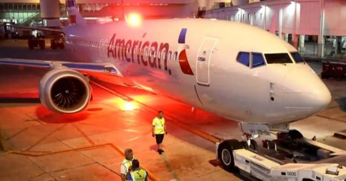 American Airlines extends grounding of Boeing 737 Max 8 jets through August  19