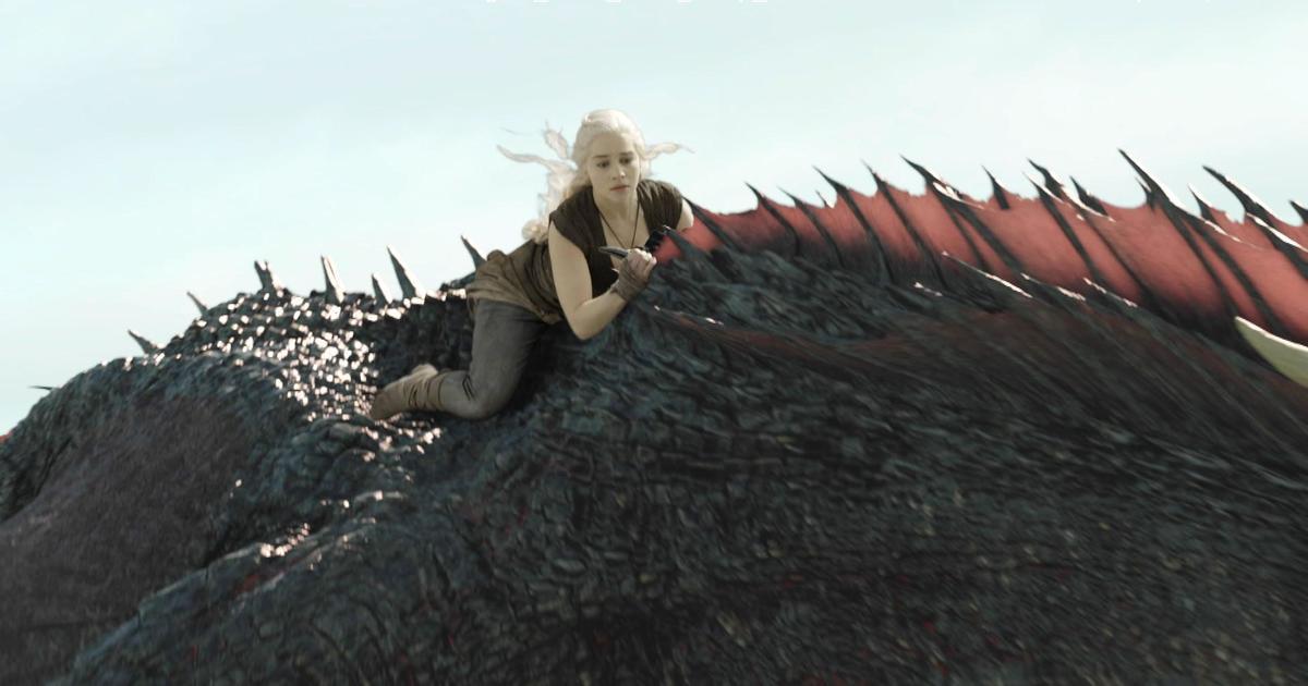 """Game of Thrones"": ""60 Minutes"" goes behind the scenes ahead of season 8 premiere"