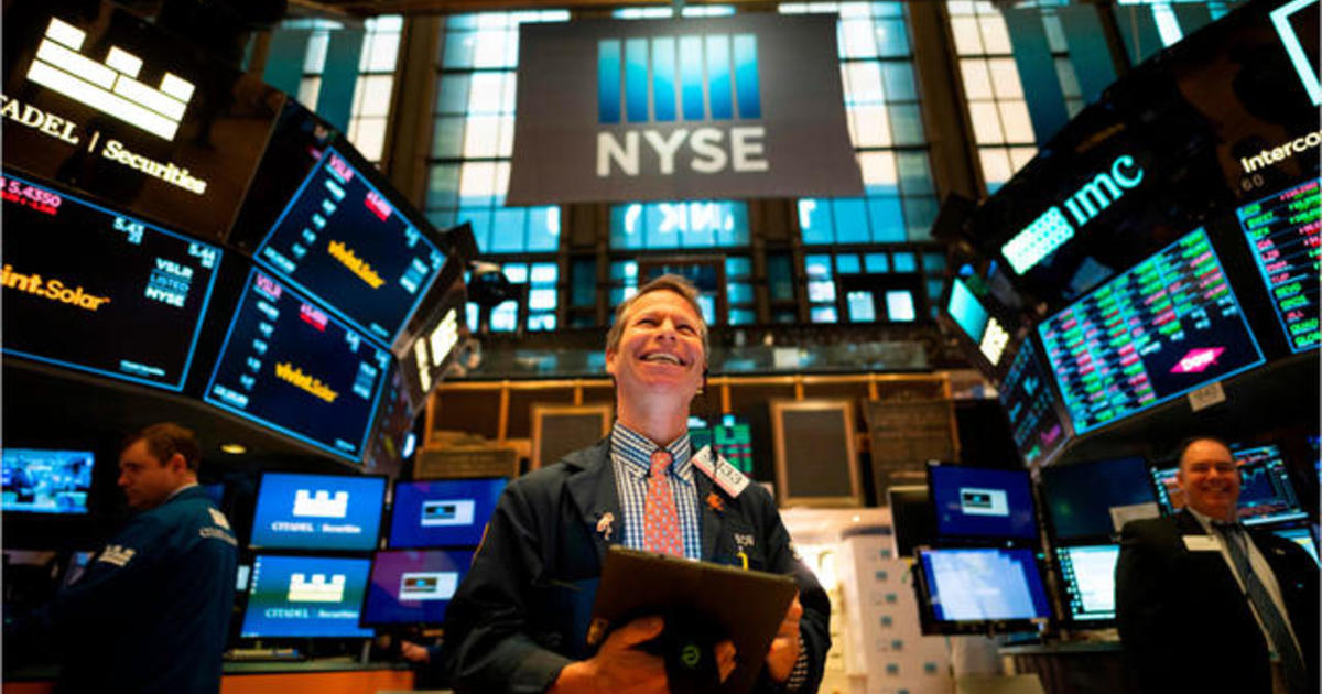 What's driving up U S  stock prices?
