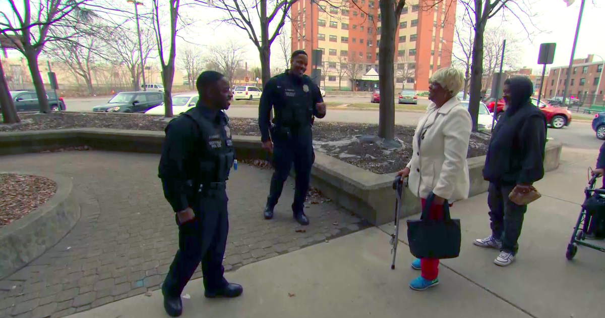 Singing cops in Buffalo, New York: Michael Norwood and Moe Badger unite a city through music