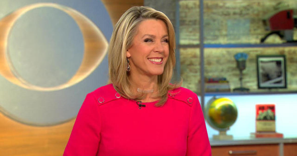"Deborah Norville on thyroid cancer surgery: ""So grateful"""