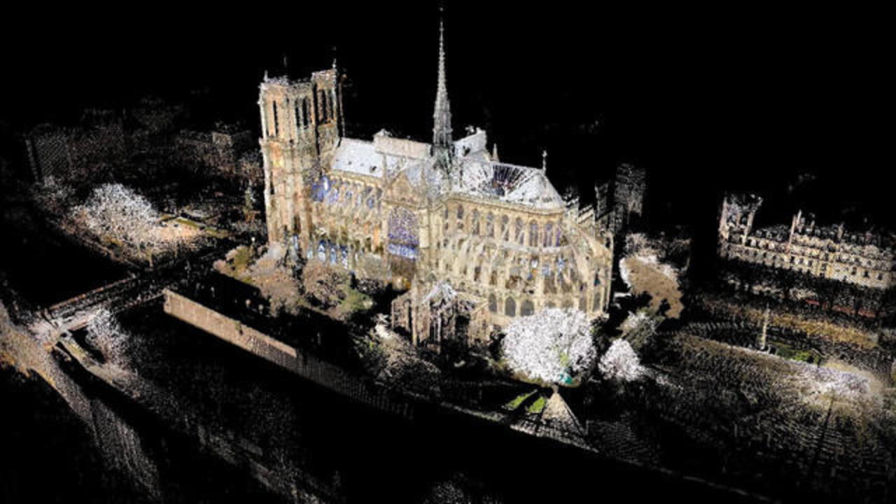 Video Game Assassin S Creed Could Play A Role In Notre Dame