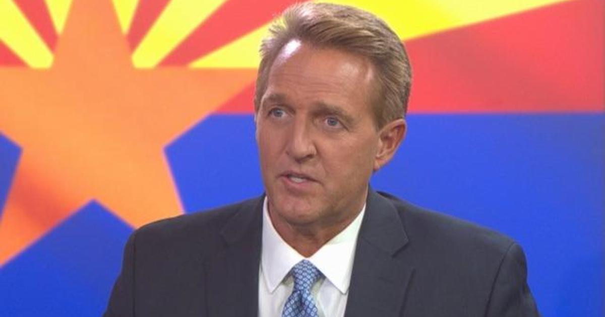 """Jeff Flake: Sending migrants to sanctuary cities is """"simply not a solution"""""""