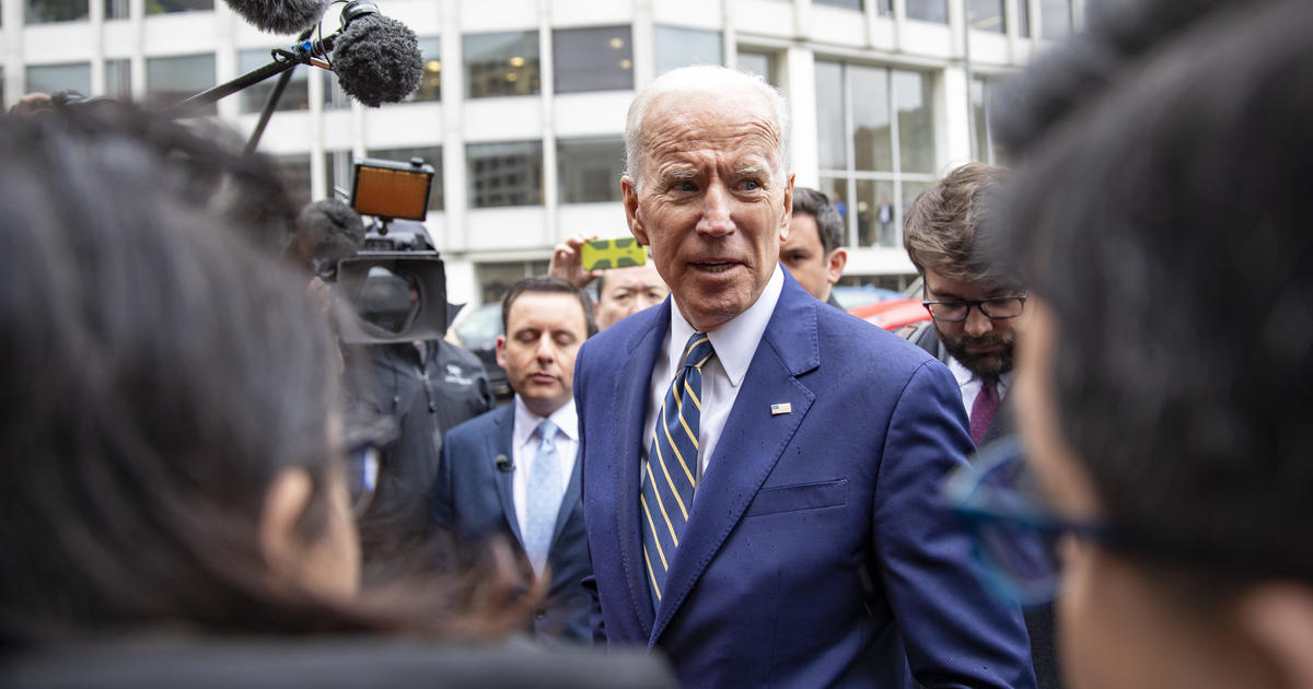 Joe Biden 2020: Former vice president set to announce he's running for president on Thursday