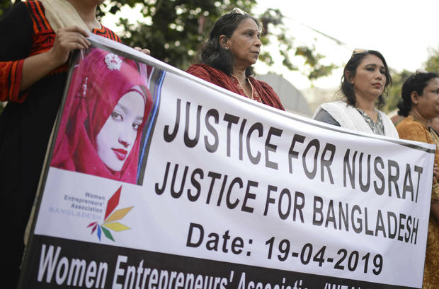 Bangladesh Girls Death