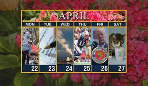 Week of April 22